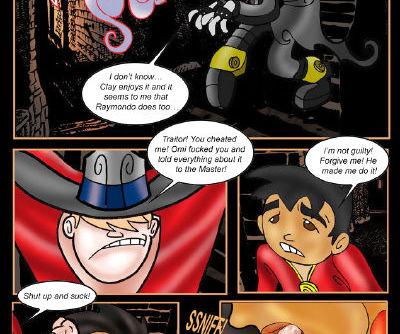 Life of Xiaolin Showdown Part.2