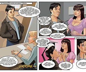 Lustomic- The Model Agency