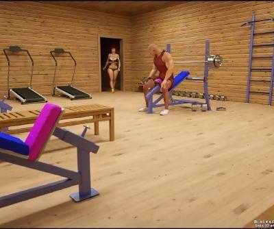 Blackadder- The Gym