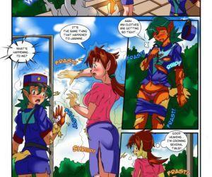 Pokemaidens 2