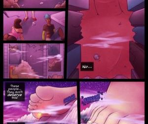 Bonnies Body 2 - Going Galactic - part 2