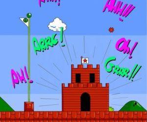 Nintendo Fantasies - Peach X Samus - part 2