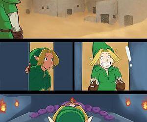 Afrobull- Gerudo Zelda Alternate Destinies