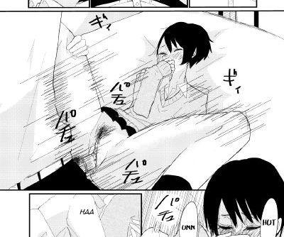 An Ero-Manga Ive Drawn Before