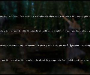 A Barbarians Reward - part 3