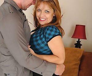 Busty mature latina marissa vazquez riding big cock. - part 2325