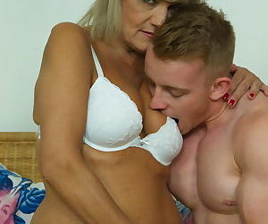 Horny housewife cherry does her toyboy - part 2352