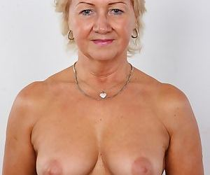 Anna showed off her perfect body, stunning tits and furry pussy. - part 1503