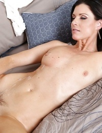 India Summer gets her svelte body glazed with cum after hardcore porking - part 2