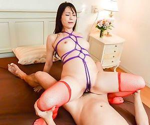 Japanese nanami hirose in a couple hardcore action - part 242