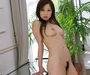 Busty japanese ryo uehara showin titties and pussy - part 2336