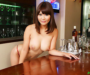 Girl back service after the bar closed - part 3888