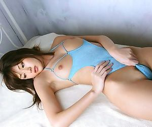 Japanese model erika satoh shows ass and hot pussy - part 3840