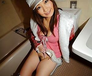 Japanese babe reon kosaka shows her tits and pussy - part 2309