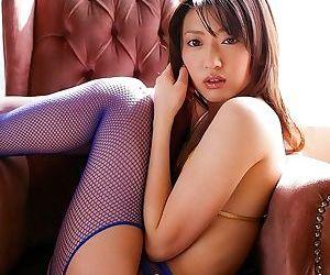 Japanese misa shinozaki in hot stockings shows ass - part 3825
