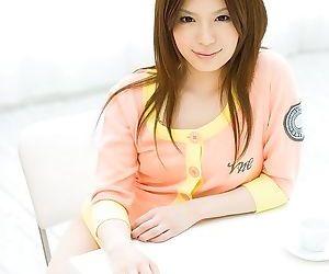 Japanese riri kuribayashi in hot panties shows ass - part 3987