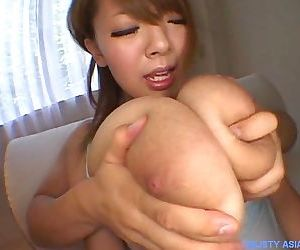 Asian hitomi tanaka in white tight outfit - part 4209