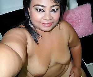Asian plumper and bbw make naked self shot pics - part 4119