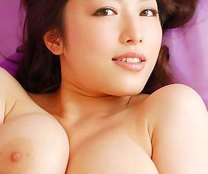 Japanese idol maisa shows off big tits in lingerie - part 3770