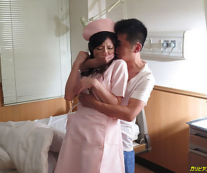 Kinky nurse giving bjs and fucking - part 4150