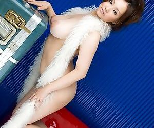 Bigboobed asian rika aiuchi showing body and pussy - part 1832