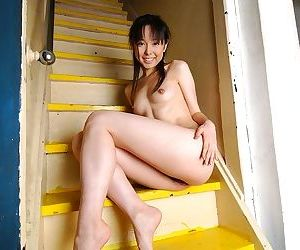 Lovely asian idol yui hasumi showing ass and pussy - part 3537
