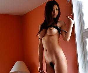Naughty asian babe mai hanano shows tits and pussy - part 1869