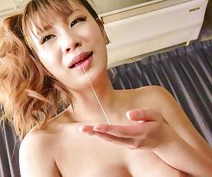 Japanese cum play with natsuki shino - part 4467