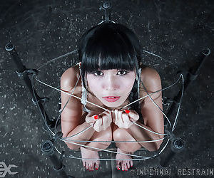 Marica loves a bit of pain before shes penetrated, and she gets more than enoug - part 653