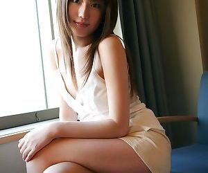 Lovely asian idol nanami shows panties and titties - part 3760