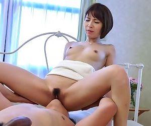 Japanese risa mizuki in hardcore fuck with dildoes - part 466