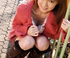 Japanese cutie anna suzukaze showin tits and pussy - part 3720