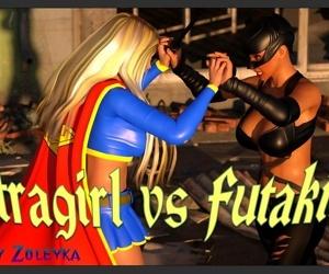 Zuleyka – Ultragirl Vs Futakitty- Affect3D
