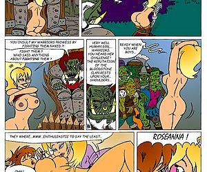 Well this is Orcward