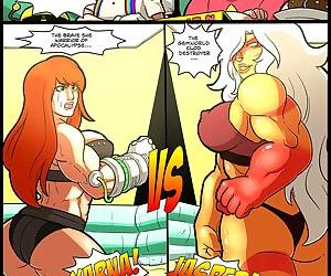 Jasper vs Xarna- Mad Project