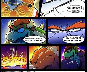 Super Mario Brothers- Starwash