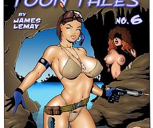 Twisted Toon Tales 6,7- James Lemay