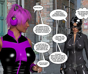 MCtek- Heroines For Hire