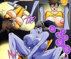 Overwatch X-Secret of Widowmaker- Bill Vicious