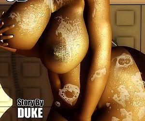 Ms Jiggles 3D – Part 2- Duke Honey