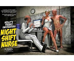 Holly's Freaky Encounters- Night Shift Nurse