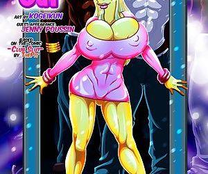 Slut Night Out – Simpsons