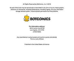 Bot- Seduction Technology Issue #1