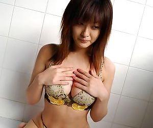 Busty asian sakura shiratori showin tits and pussy - part 2454