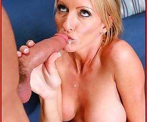 College dude sticks his dick in mrs starr - part 2516