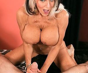 Mature sally dangelo riding cock like young cowgirl - part 277