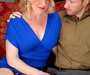 Devil in a blue dress gets fucked hard - part 368