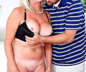 Hard cock is always better then old husbans cock - part 2566