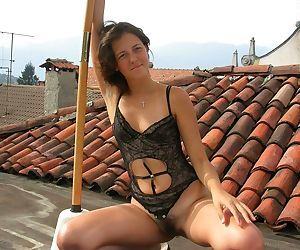 Set of various hot and kinky housewives - part 2484