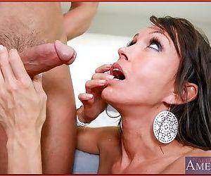 Kristina cross screwing her sons best friend - part 3276